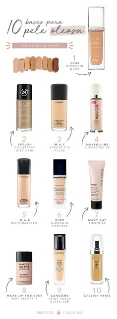 Makeup Swatches, Makeup Dupes, Glam Makeup, Makeup Cosmetics, Beauty Makeup, Hair Makeup, Foundation For Oily Skin, No Foundation Makeup, How To Make Hair