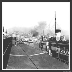 Galata köprüsü,1960 lar