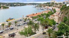Der schönste Ort Maó in Spanien Weitere interessante Informationen über Spanien und nicht nur auf http://www.espanien.com/wandern/mao