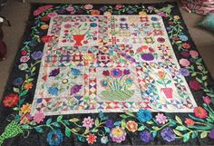 August 2016: Sea Breeze Quilts: This Years BOM