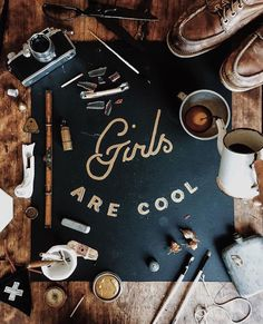 Happy International Women's Day! | Girls are Cool |  by Christian Watson @1924US