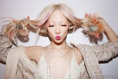 All You Need To Know About Opal Hair Color Trend.
