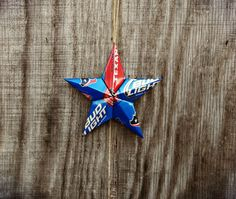 The Sports Stars Ornament Collection  Houston Texans Bud Light Star by LicenseToCraft