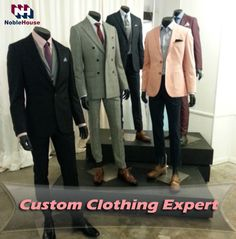 Different Shades of custom #suits and #coats from #NobleHouse #customtailors #mens #passion #fashion #trending