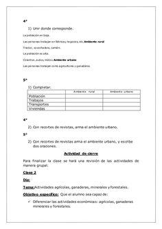 PROPUESTA DIDÁCTICA DE CIENCIAS SOCIALES PARA PLURIGRADO Diagram, Socialism, Frases, Reading Comprehension