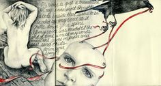 Out of the Way: Moleskine Art