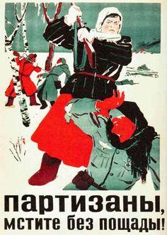 Partisans, revenge without mercy