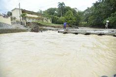 Mantienen en alerta a 15 provincias por las lluvias y aumentan a 47 los pueblos aislados