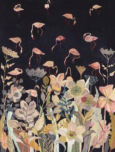 Bird Sanctuary at Night Michelle Morin