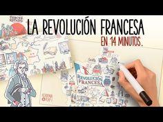 """$bp(""""Brid_87760655"""", {""""id"""":""""7895"""",""""width"""":""""1280"""",""""height"""":""""720"""",""""video"""":""""115311""""}); La Revolución Francesa fue el cambio político-social más importante que se produjo en Europa, a fines del siglo XVIII. Fue un periodo violento en el que se derrocó el..."""
