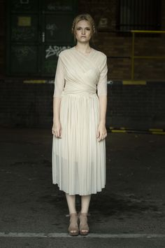 No.3 Nude dress/ Petitee shapes