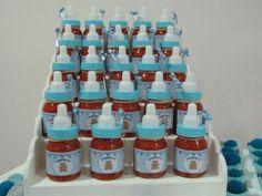 Chá de bebê - doce junino - doce de abóbora