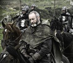 "Davos Seaworth   17 Beautiful Photos From ""Game Of Thrones"" Season 2"