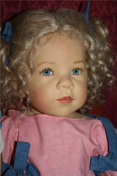 Малыши Elisabeth Lindner / Другие коллекционные куклы / Бэйбики. Куклы фото. Одежда для кукол