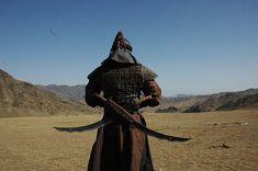 Mongol filminden savaşçı