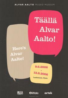 Täällä Alvar Aalto! Iittalan lasikeskus