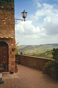 Pienza, Siena, Tuscany