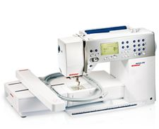 aurora 450 – technical precision for professional results - BERNINA