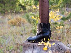 Frye ankle boots via shannon hearts.