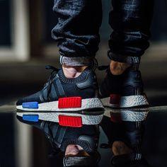 Adidas NMD Runner PK 'Core Black/Core Black/Lush Red' Release Saturday, 12th December 2015 Instore & Online Berne | Zurich