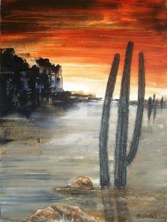 Marcos Schmalz - Obra - Deserto americano
