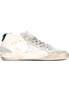 Shoppen Golden Goose Deluxe Brand 'Mid Star' Sneakers von Nike - Via Verdi aus den weltbesten Boutiquen bei farfetch.com/de. In 300 Boutiquen an einer Adresse shoppen.