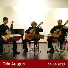 Trio Aragon  Concerto della stagione primaverile da camera 2013  Ottava Nota - Auditorium  via Marco Bruto 24  0289658114 3388576271  info@ottavanota.org  www.ottavanota.org