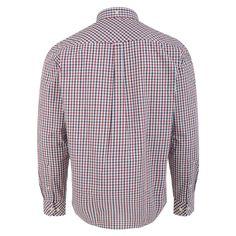 Ben Sherman Shirt House Check Long Sleeved by Ben Sherman