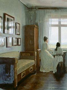 Georg Nicolaj Achen (Danish, 1860-1912)
