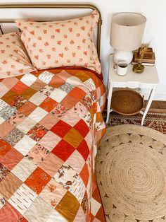 Dream Bedroom, Home Bedroom, Bedroom Decor, Bedrooms, Inspiration Design, Room Inspiration, Living Vintage, Interior Exterior, New Room