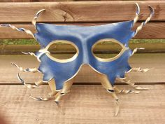 Twisty Mask  Ready To Ship by BoondockStudios on Etsy, $65.00