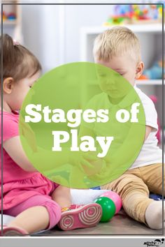 Wondering how play skills develop? We'll go through the stages of play development and discuss the importance of play and it's association with language skills. Learn why it's important to match the stage of playmates rather the age.
