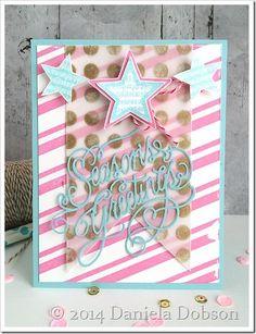 Seasons greetings by Daniela Dobson
