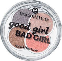 good girl bad girl - quattro eyeshadow 01 hello sweetheart - essence cosmetics
