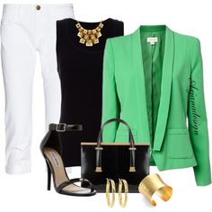 """Spring 2014"" by arjanadesign on Polyvore"
