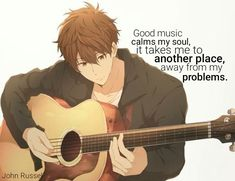 Good music calms my soul, it takes me to another place, away from my problems. - Good music calms my soul, it takes me to another place, away from my problems. Sad Anime Quotes, Manga Quotes, True Quotes, Best Quotes, Manga Japan, Johny Depp, Dark Quotes, Music Quotes, Anime Manga