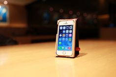 """BooOKLY case for iPhone5s Black Maple """"S"""""""