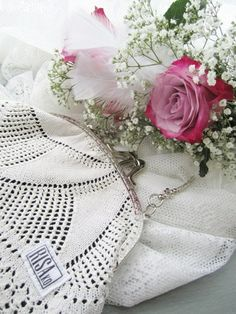 Www-Risako. Chanel Boy Bag, Shoulder Bag, Handbags, Crochet Bags, Knitting, Diy, Wedding, Fashion, Bags