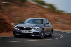 image of BMW G30 5 Series M Sport exterior 39 750x500