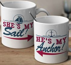 Wow...A DEF Favorite! Adorable Sweet Gifts for Couples! Sail And Anchor