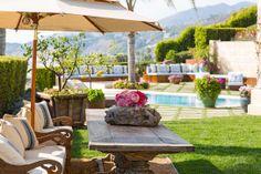 Yolanda Hadid's Malibu home