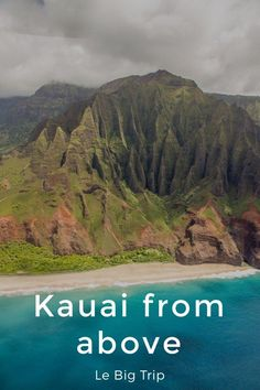 Ever dreamed of flying over Kauai on a helicopter? Travel Articles, Travel Advice, Travel Tips, Travel Destinations, Travel Ideas, Travel Inspiration, Beach Trip, Beach Travel, Island Beach