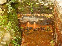 Agua Agria de Portugos. La Alpujarra (Granada)