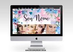 Templates feminino disponível para venda