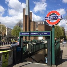 #warwickavenue #london #sunnyday