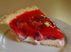 Strawberry Cream Cheese Pie Recipe 3 | Just A Pinch Recipes