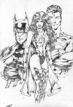 Dianna and her friends super heroes by ednardo666