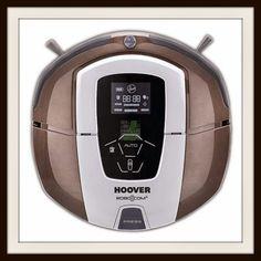 Robot Aspirador Hoover por solo 229,99 euros!! 19% de descuento!! El #robot #aspirador #hoover gracias a su diseño ultra delgado de tan sólo 68 mm de altura, facilita la limpieza de todas las superficies ya que pasa por debajo de todos los muebles.