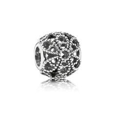 Official Pandora Silver Openwork Roses Charm 791282 from The Jewel Hut. Highest rated PANDORA retailer - shop our huge range today and get FREE delivery. Charms Pandora, Pandora Uk, Pandora Beads, Pandora Bracelets, Pandora Jewelry, Charm Jewelry, Jewlery, Silver Roses, Pandora Charms
