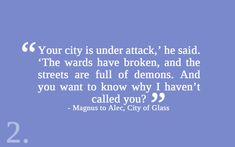 quotes from the mortal instruments